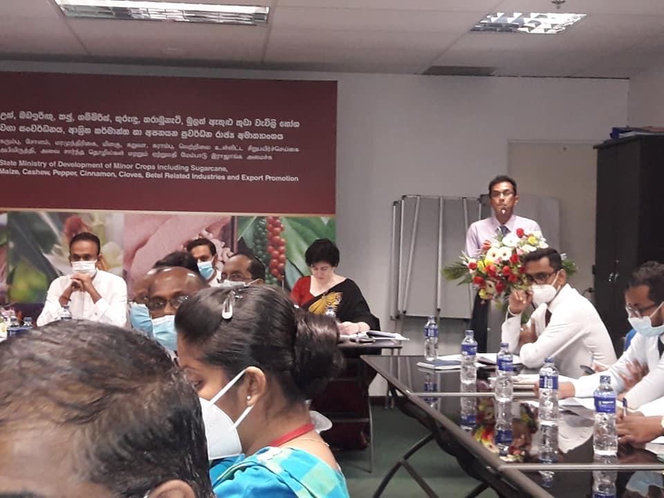 Sugar Industry Development Policy for Sri Lanka